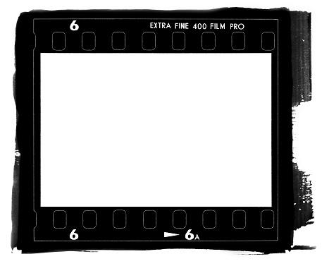 Number「35mm film rebate from a camera」:スマホ壁紙(12)
