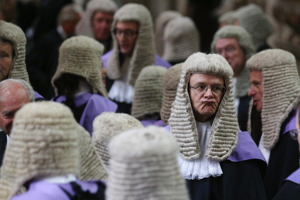 Wig「Judges Attend The Annual Service At Westminster Abbey To Mark The Start Of The UK Legal Year」:写真・画像(2)[壁紙.com]