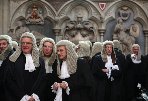 Law「Judges Attend The Annual Service At Westminster Abbey To Mark The Start Of The UK Legal Year」:写真・画像(19)[壁紙.com]