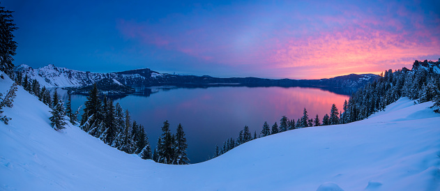 Crater Lake National Park「Crater Lake, Oregon」:スマホ壁紙(7)