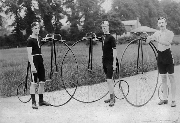 Bicycle「Penny Farthings」:写真・画像(11)[壁紙.com]
