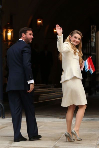 Bride「The Wedding Of Prince Guillaume Of Luxembourg & Stephanie de Lannoy - Civil Ceremony」:写真・画像(0)[壁紙.com]