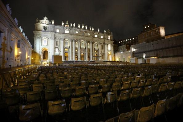 Oli Scarff「The Vatican Prepares For The Retirement Of Pope Benedict XVI's Retirement」:写真・画像(8)[壁紙.com]