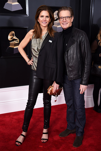 Kyle MacLachlan「60th Annual GRAMMY Awards - Red Carpet」:写真・画像(4)[壁紙.com]