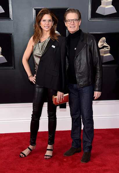 Kyle MacLachlan「60th Annual GRAMMY Awards - Arrivals」:写真・画像(10)[壁紙.com]