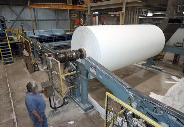 Toilet Paper「Wood Products Manufacturer Produces Bio-Friendly Goods」:写真・画像(4)[壁紙.com]