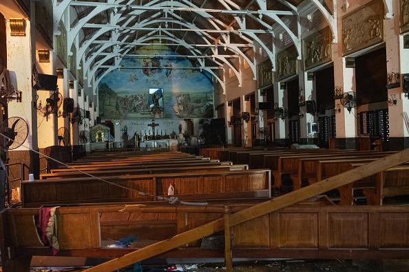 Colombo「Multiple Explosions Hit Sri Lanka On Easter Sunday」:写真・画像(17)[壁紙.com]