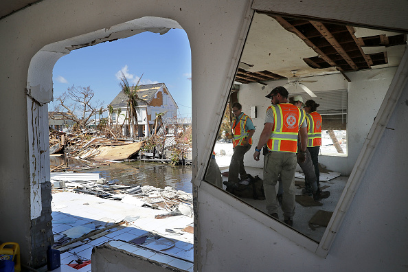 Emergency Services Occupation「Florida Keys Remain Without Basic Utilities After Direct Hit From Hurricane Irma」:写真・画像(13)[壁紙.com]