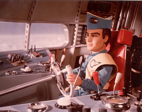 Puppet「Marionette Pilot In 'Thunderbirds'」:写真・画像(3)[壁紙.com]