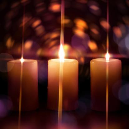 Praying「Candles」:スマホ壁紙(4)