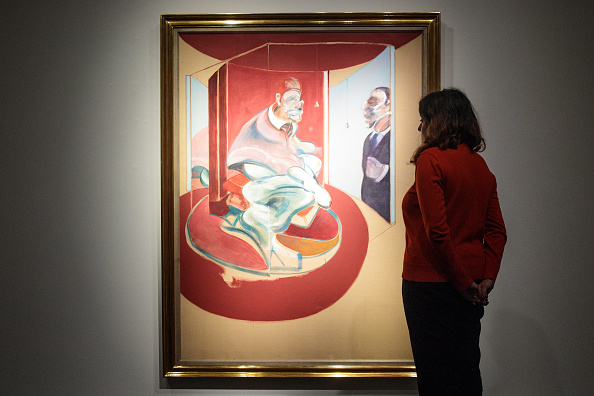 Arts Culture and Entertainment「Francis Bacon Work Expected To Make £60  Million Stars At Christies Frieze Week Auctions」:写真・画像(14)[壁紙.com]