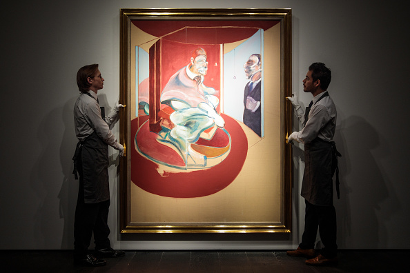 Christie's「Francis Bacon Work Expected To Make £60 Million Stars At Christies Frieze Week Auctions」:写真・画像(17)[壁紙.com]