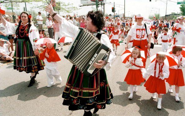 Accordion - Instrument「POLISH CONSTITUTION DAY PARADE IN CHICAGO」:写真・画像(14)[壁紙.com]