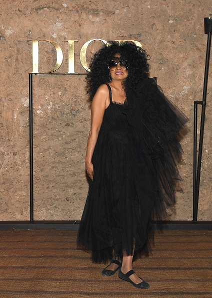 Black Color「Christian Dior Couture S/S20 Cruise Collection : Photocall」:写真・画像(14)[壁紙.com]