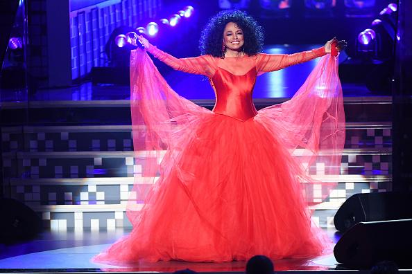 Diana Ross「61st Annual GRAMMY Awards - Inside」:写真・画像(2)[壁紙.com]
