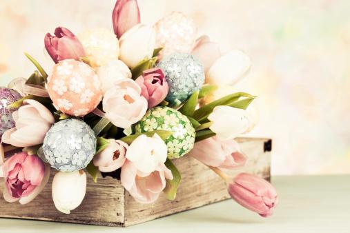 Easter「Easter Arrangement」:スマホ壁紙(1)