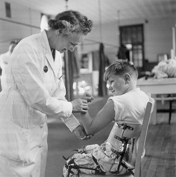 Polio「Polio Sufferer」:写真・画像(5)[壁紙.com]