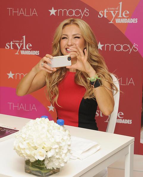Visit「Thalia Visits Macy's Herald Square」:写真・画像(1)[壁紙.com]