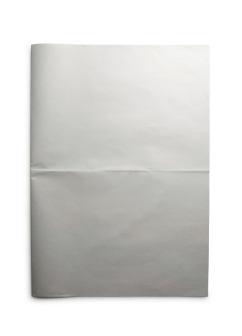 Paper「Blank Open Newspaper」:スマホ壁紙(9)