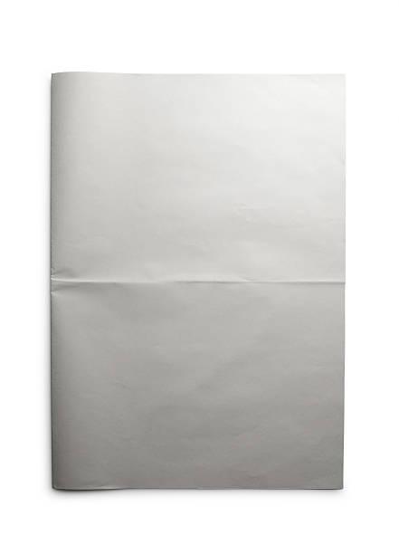 Blank Open Newspaper:スマホ壁紙(壁紙.com)
