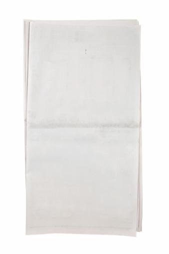 Texture「Blank Open Newspaper」:スマホ壁紙(17)