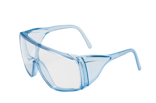 Eyeglasses「safety glasses with clipping path」:スマホ壁紙(1)