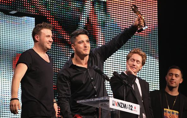 New Zealand Music Awards「2012 Vodafone New Zealand Music Awards - Show」:写真・画像(3)[壁紙.com]