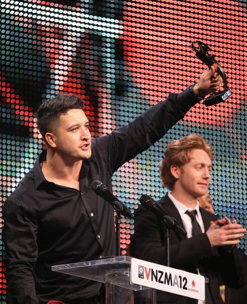 Spark Arena「2012 Vodafone New Zealand Music Awards - Show」:写真・画像(3)[壁紙.com]