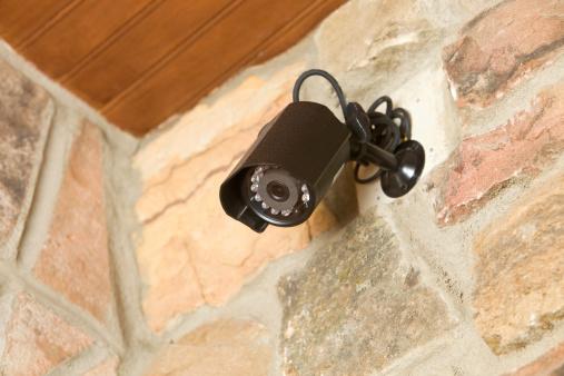 保護「ホームエントリセキュリティカメラ」:スマホ壁紙(6)