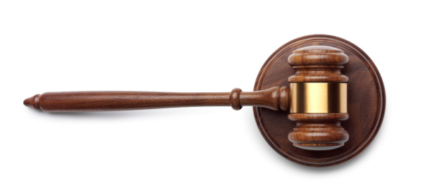 Legal System「Gavel」:スマホ壁紙(17)