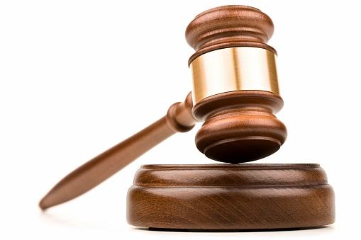 Legal System「Gavel」:スマホ壁紙(11)