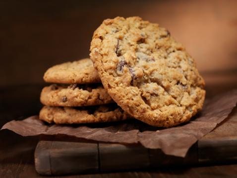 Oats - Food「Oatmeal Raisin Cookies」:スマホ壁紙(4)