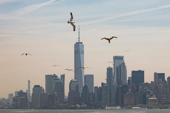 Urban Skyline「Recent Report Ranks New York City / New Jersey Area As Having 10th Worst Smog Levels In Country」:写真・画像(14)[壁紙.com]