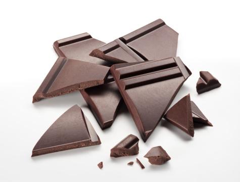 チョコレート「茹での XXXL ダークチョコレート」:スマホ壁紙(19)