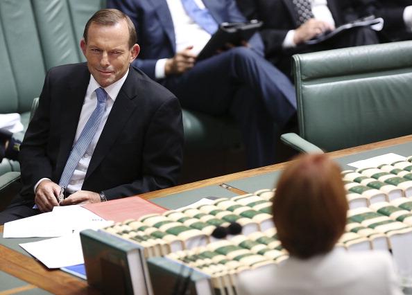 Julia Gillard「Question Time Underway At Parliament House」:写真・画像(3)[壁紙.com]