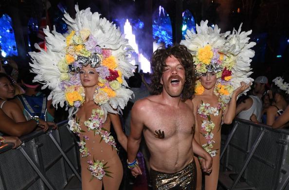 EDC「18th Annual Electric Daisy Carnival - Day 3」:写真・画像(1)[壁紙.com]