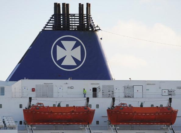 Passenger Cabin「Passenger Ferry Returns To Port After Fire Onboard」:写真・画像(0)[壁紙.com]