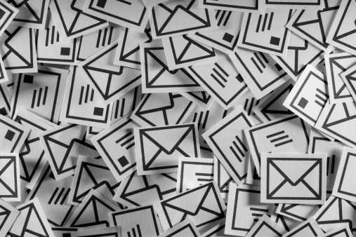 E-Mail「Spam」:スマホ壁紙(7)