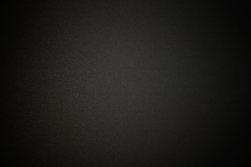 Full Frame「Black paper texture background with spotlight」:スマホ壁紙(2)