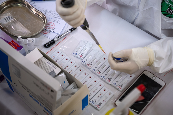 Vietnam「Vietnam Conduct COVID-19 Tests To Contain Spread Of The Coronavirus」:写真・画像(9)[壁紙.com]