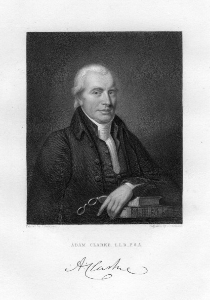 Methodist「Adam Clarke (c1760-1832), British Methodist theologian and biblical scholar, 19th century.Artist: J Thomson」:写真・画像(16)[壁紙.com]