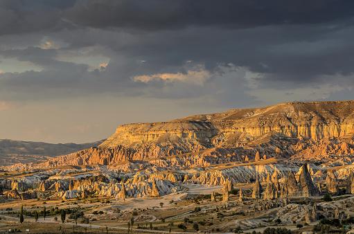 Anatolia「Mt Aktepe near Goreme, Cappadocia, Turkey」:スマホ壁紙(10)