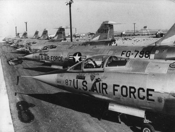 Aerospace Industry「US Starfighters」:写真・画像(15)[壁紙.com]