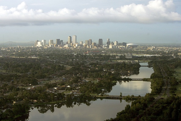Urban Skyline「New Orleans Faces One Year Anniversary Of Hurricane Katrina」:写真・画像(9)[壁紙.com]