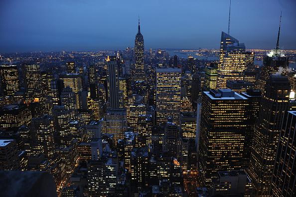 Urban Skyline「TIVO Launch at Top of the Rock」:写真・画像(7)[壁紙.com]