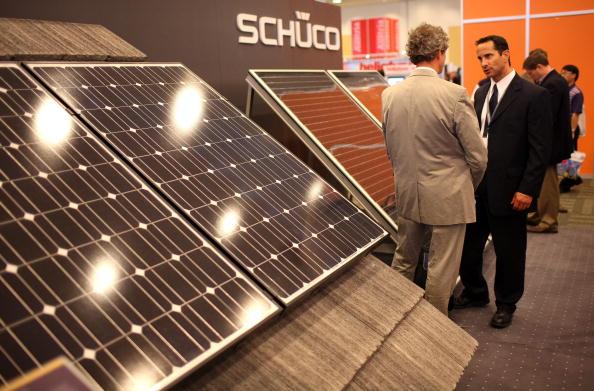 Justin Sullivan「San Francisco Hosts Major Solar Energy Expo」:写真・画像(16)[壁紙.com]