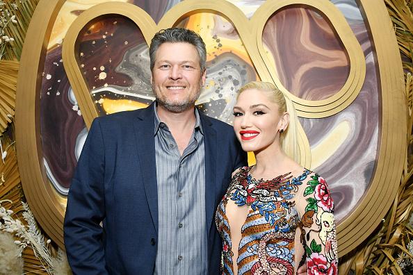 Gwen Stefani「Warner Music Group Pre-Grammy Party - Inside」:写真・画像(4)[壁紙.com]