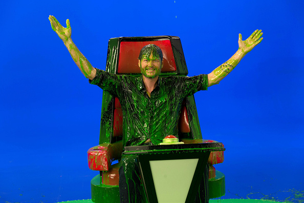キッズ・チョイス・アワード「Blake Shelton Behind The Scenes Promo Shoot For Nickelodeon's 2016 Kids' Choice Awards」:写真・画像(4)[壁紙.com]