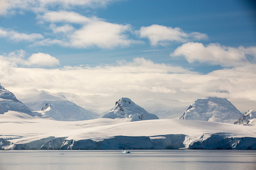 Pack Ice「The Gerlache Strait separating the Palmer Archipelago from the Antarctic Peninsular」:スマホ壁紙(8)