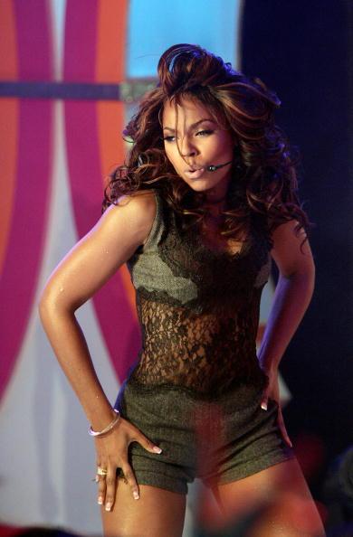Curly Hair「MTV TRL With Ashanti」:写真・画像(2)[壁紙.com]